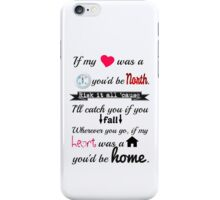 If my Heart was a House iPhone Case/Skin