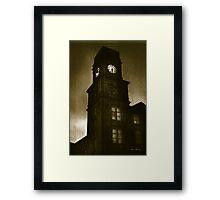 Dark satanic mill #1 Framed Print