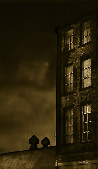 Dark satanic mill #2 by David Robinson
