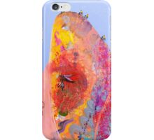 Wind in my hair iPhone Case/Skin