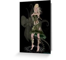 Elven lady Greeting Card