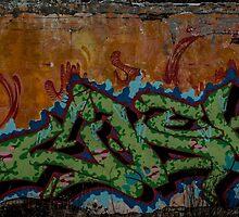Wall # 24 by Vladimir Gatara