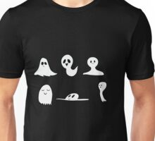 Ghosts Unisex T-Shirt