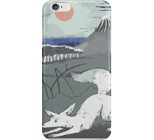 Fennec Tarot Card iPhone Case/Skin
