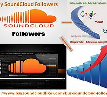 How to increase your Music popularity Through Buy SoundCloud Followers?  by Bale01