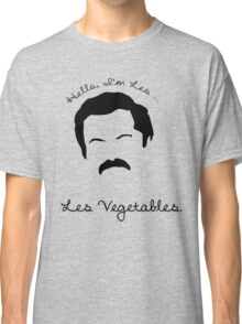 Les Vegetables. More Happiness.  Classic T-Shirt