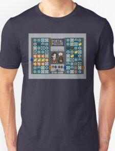 Portal Puzzler Unisex T-Shirt