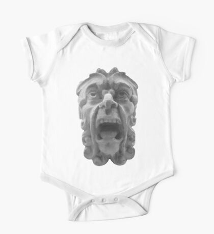 Grotesque Face - Grimace One Piece - Short Sleeve