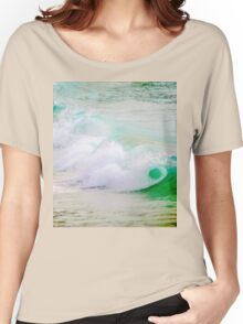 Waves Crashing The Surf Women's Relaxed Fit T-Shirt