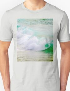 Waves Crashing The Surf T-Shirt