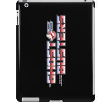 TF Ghostbusters (Ready 2 Believe) Blk ver.3 iPad Case/Skin