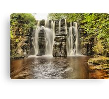 Currack Force Canvas Print