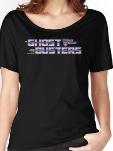 TF Ghostbusters (Choose The Form) Blk Women's Relaxed Fit T-Shirt