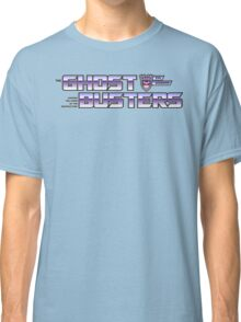 TF Ghostbusters (Choose The Form) Wht Classic T-Shirt