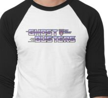 TF Ghostbusters (Choose The Form) Wht Men's Baseball ¾ T-Shirt
