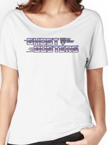 TF Ghostbusters (Choose The Form) Wht Women's Relaxed Fit T-Shirt