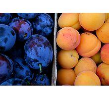 Fruit Segregation Photographic Print