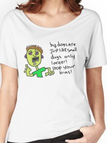 Big dogs Women's Relaxed Fit T-Shirt