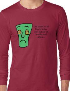 Sci-fi blockbuster Long Sleeve T-Shirt