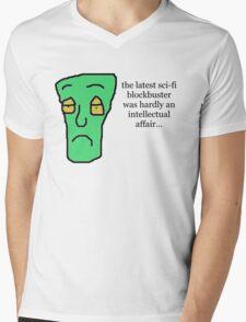 Sci-fi blockbuster Mens V-Neck T-Shirt