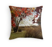 Missing You Throw Pillow