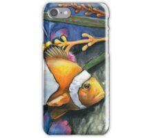 """Clowning Around"" iPhone Case/Skin"