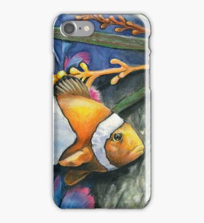"""Clowning Around"" iPhone Case/Skin"
