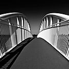 Cycle Bridge by Kevin Skinner