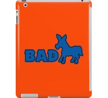 Bad Funny Geek Nerd iPad Case/Skin