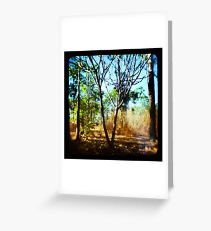 Mysterious Enchantment II Greeting Card