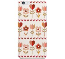 Love Garden - Vintage iPhone Case/Skin