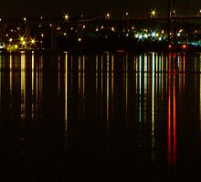 On Bedford Basin by Lee Donavon Hardy