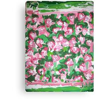 """Strawberry Mania"" Canvas Print"