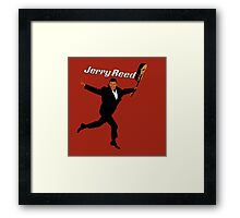 Jerry Reed Framed Print