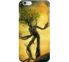 La caverne de l'ent iPhone Case/Skin
