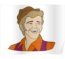 Jerry Reed Scooby Doo Poster