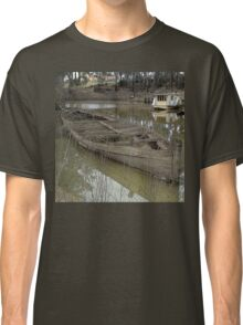 Shipwreck, Echuca, Australia 2011 Classic T-Shirt