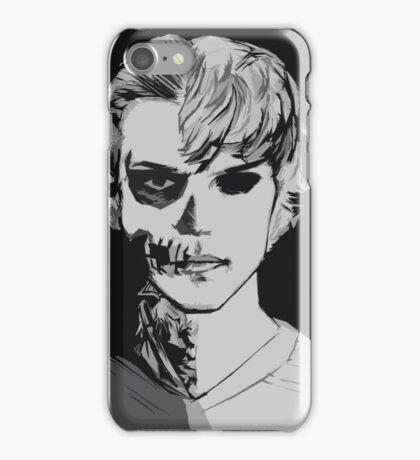 Tate - darkness iPhone Case/Skin