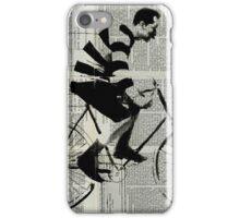rider iPhone Case/Skin