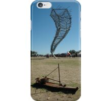Sculpture By Sea, Stormy Weather, Australia 2006 iPhone Case/Skin