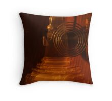 Old Time-Still Chimes Throw Pillow