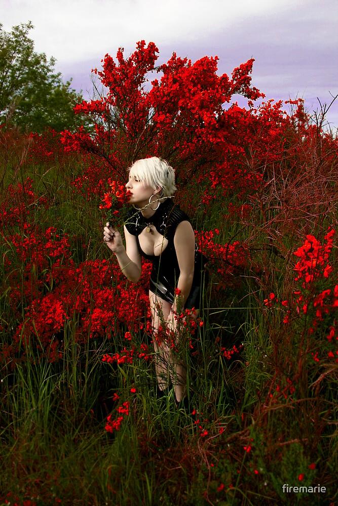 Scent of Red by Marie Arneklev