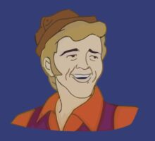 Jerry Reed Scooby Doo by baygonwarrior