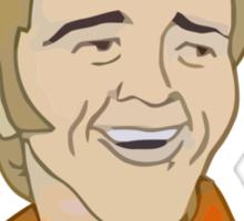 Jerry Reed Scooby Doo Sticker