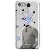 mr logical  iPhone Case/Skin