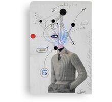 mr logical  Canvas Print
