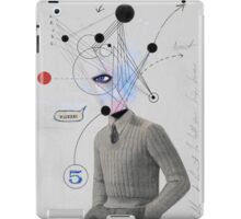 mr logical  iPad Case/Skin