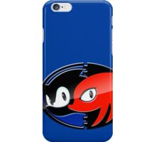 Sonic & Knuckles iPhone Case/Skin