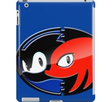 Sonic & Knuckles iPad Case/Skin