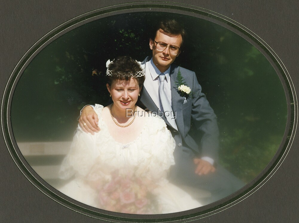 Chris & Audrey Wheelers` Wedding by Brunoboy